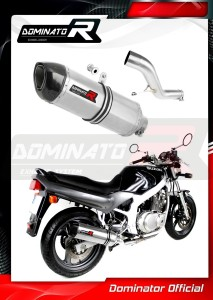 GS 500 E Exhaust Tłumik HP1 1989 - 2009
