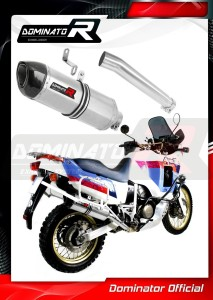 XRV 750 AFRICA TWIN RD04 Exhaust Tłumik HP1 1990 - 1992