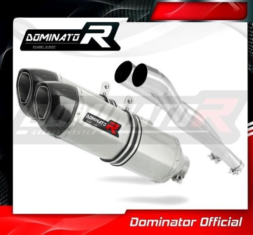 DOMINATOR Exhaust silencer muffler HP1 YAMAHA XT 1200Z Super Tenere 10-16